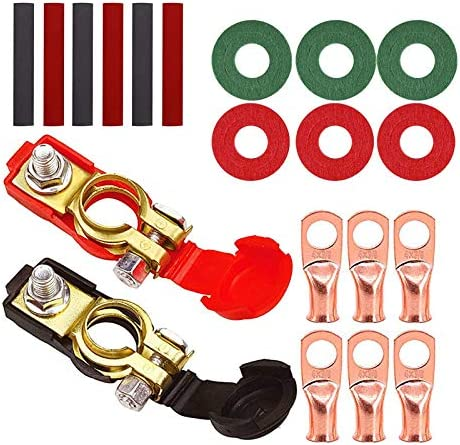 HAOYAO Copper Car Battery Cable Terminal Clamp