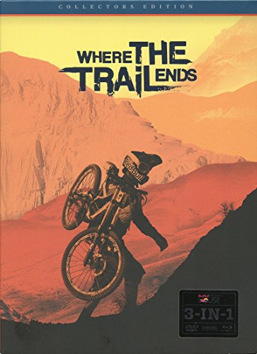 Where The Trail Ends Mountainbike DVD Blu-Ray 3 pack