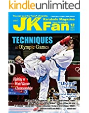 Karatedo Magazine JKFan Dec. 2021: The only one Karate monthly magazine in the world (English Edition)