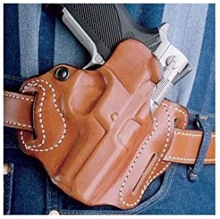 DeSantis Speed Scabbard Sig P320 & P250 Compact/Carry 002TA8HZ0, Color, Right, Natural