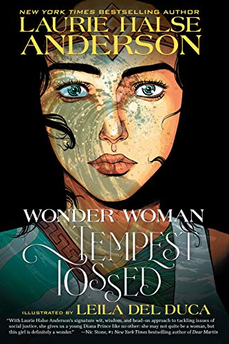 Wonder Woman: Tempest Tossed  (English Edition)
