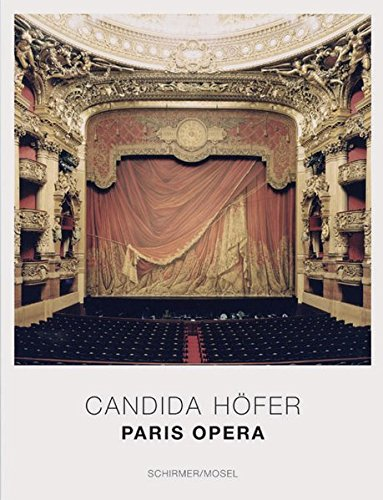 Candida Höfer: Opera de Paris: Paris Opera