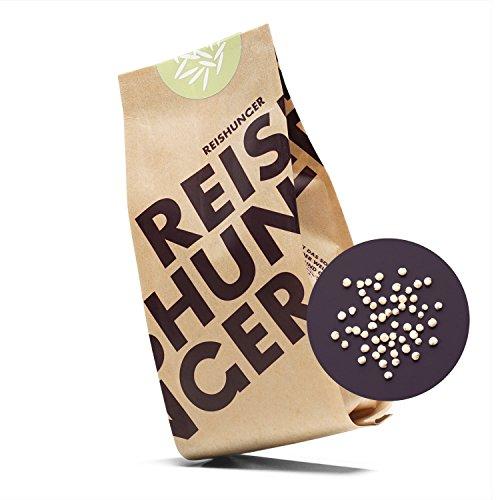 Reishunger Weiße Premium BIO Quinoa 9kg (3 x 3 kg) - Superfood aus Peru - Glutenfreie Quelle von Proteinen und Ballaststoffen - In vielen Sorten und Gebindegrößen verfügbar