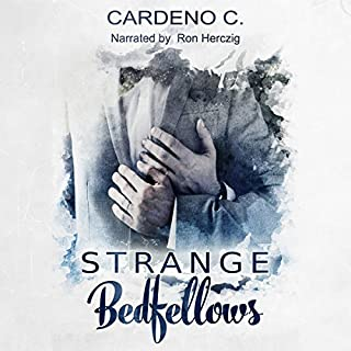 Strange Bedfellows audiobook cover art