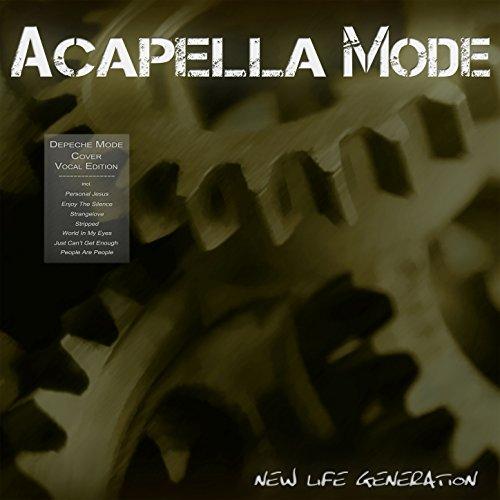 Never Let Me Down Again (Acapella Vocals Mix)
