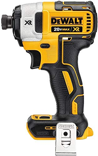 Dewalt DCF887B 20-Volt MAX XR Lithium-Ion Cordless Brushless 3-Speed 1/4 Inch Impact Driver (Tool-Only) (Non-Retail Packaging)