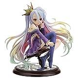 ALTcompluser Anime No Game No Life Shiro PVC Figur Statue Actionfigur Sammelfigur | Spielzeug Zimmer...