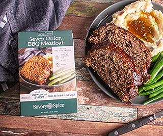 Seven Onion BBQ Meatloaf - Net 4.45oz