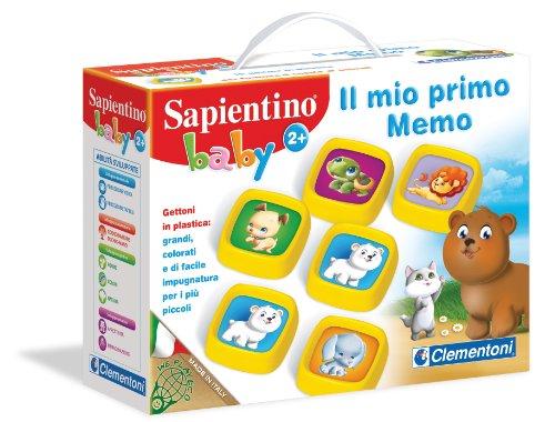 Clementoni 12889 - Sapientino Baby Il Mio Primo Memo