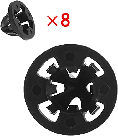 8x Tailight Fastener Clips Stud Retainer For Dodge Ram 1500 2500 68084593AA