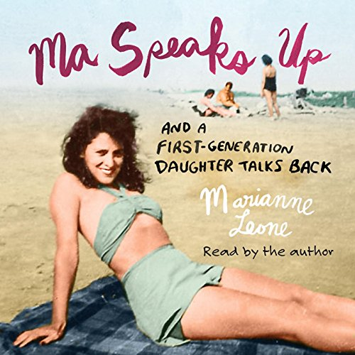 Ma Speaks Up audiobook cover art
