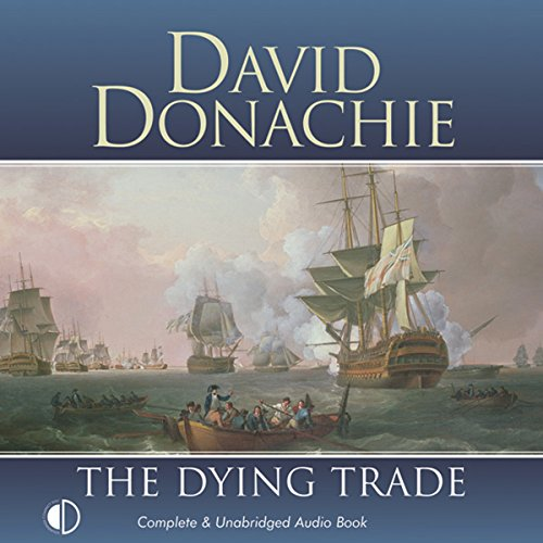 The Dying Trade audiobook cover art