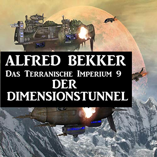 Der Dimensionstunnel cover art