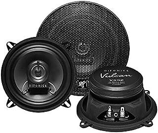 Hifonics Auto Lautsprecher 300 Watt Nachrüstung für Ihren BMW 5er E39 1996 2003 Türen Front/Heckdeckel