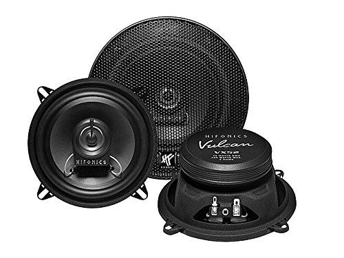 Hifonics Auto Lautsprecher 300 Watt Nachrüstung für Ihren BMW 3er Compact E46 2001-2004 Türen vorne