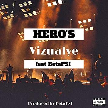Hero's (feat. Betapsi)