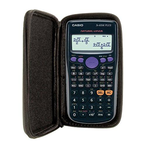 SafeCase beschermhoes voor rekenmachine en grafische rekenmachine van Casio Casio FX 82 DE Plus
