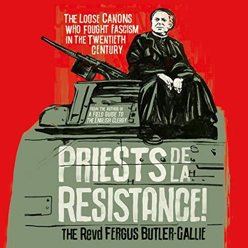Priests de la Resistance! cover art