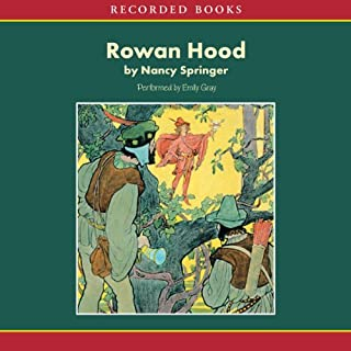 Rowan Hood cover art