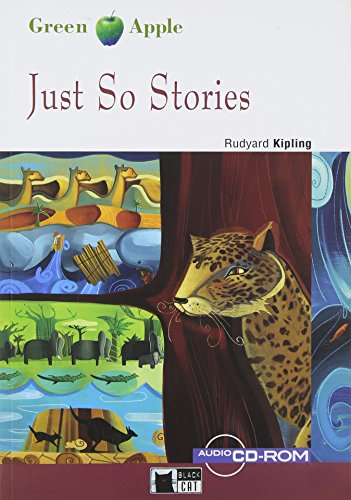Just so stories. Con CD-ROM [Lingua inglese]: Just So Stories + audio CD/CD-ROM