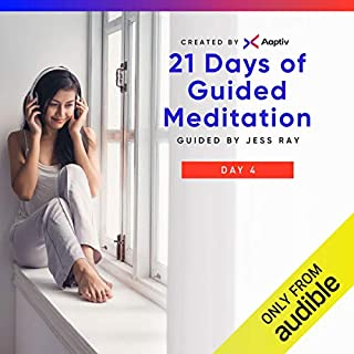 Day 4: Be The Light audiobook cover art