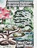 Image of Japanese Alphabet Hiragana Syllables: Essential writing practice workbook for beginner and student, with Word Card Game Inside