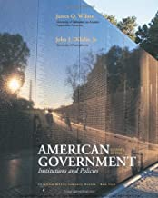 american government eleventh edition james q wilson