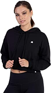 INTO THE AM Basic Women's Cropped Hoodies