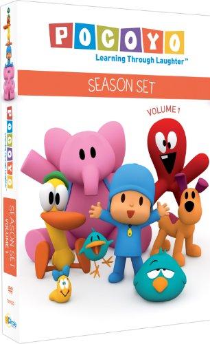 Pocoyo: Season Set Volume 1 [DVD] [Import]