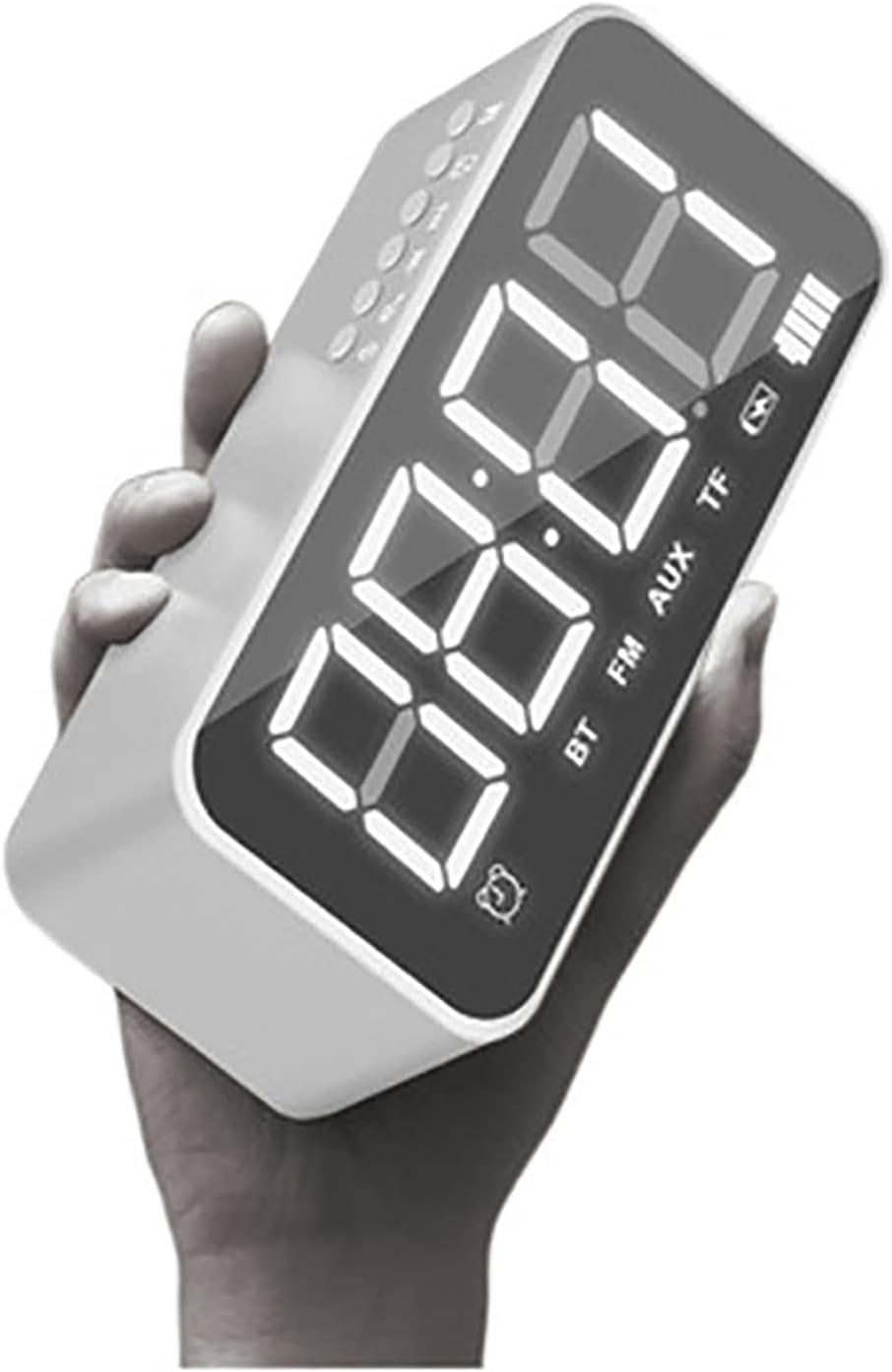 LED Digital Alarm Clock Outdoor Portable Card Surround 3D Latest Regular store item Car S