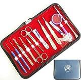 Ynr Premium Disección Kits Médico Laboratorio Anatomía Set Quirúrgico Examen Diagnóstico Biología Estudiante Lab Kit Ce