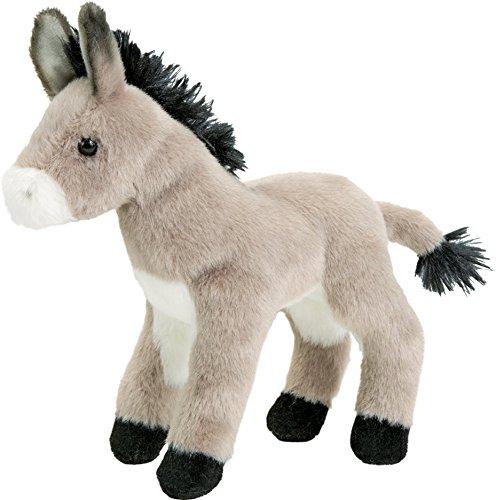 Cuddle Toys 4059 20 cm de Largo Bordon – Burro de