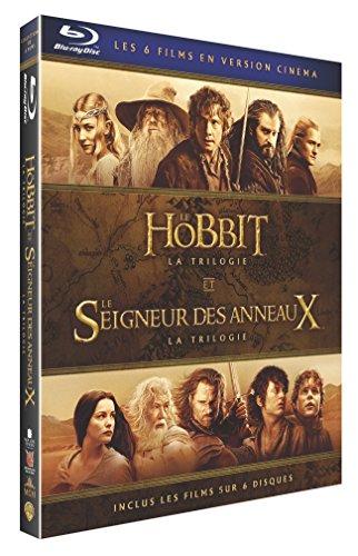 Le Hobbit et le seigneur des anneaux la trilogie