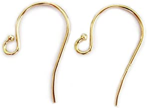 14k solid gold jewelry findings