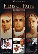 Films of Faith Collection: (The Nun's Story / The Shoes of the Fisherman / The Miracle of Our Lady of Fatima)