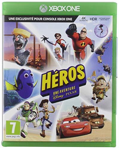 Xbox - Héros une aventure disney pixar