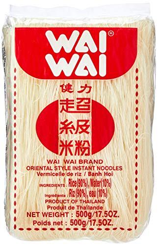 WAI WAI THAILAND Reis Vermicelli, 500 g