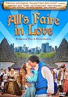 All's Faire in Love [DVD]