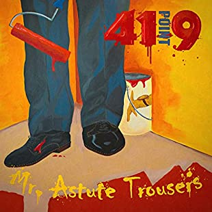 Mr. Astute Trousers:Schedulingsoftware