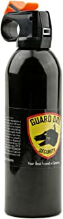 Guard Dog Security Fire Master 18% OC Pepper Spray Fogger 9 oz for self defense