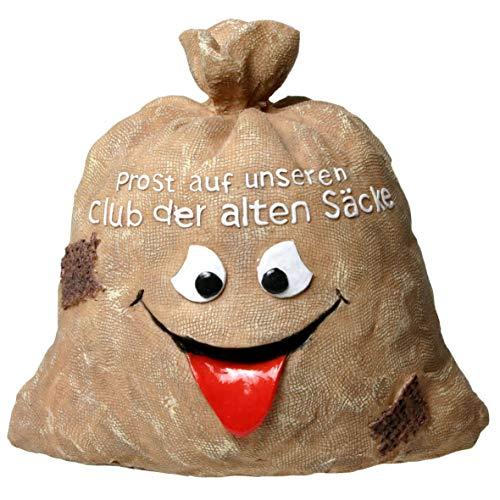 Udo Schmidt Spardose *Prost auf unseren Club der alten Säcke*