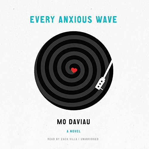 Every Anxious Wave audiobook cover art