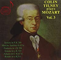 Plays Mozart-Vol. 3