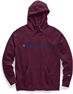 Champion Women Plus Powerblend Fleece Pullover Hoodie Graphic-2C Champion Scrip