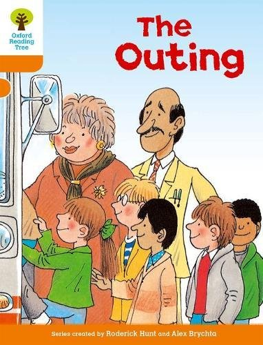 Oxford Reading Tree: Level 6: Stories: The Outingの詳細を見る