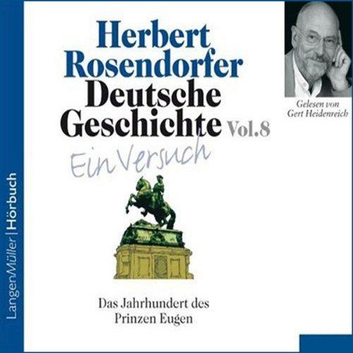 Das Jahrhundert des Prinzen Eugen audiobook cover art