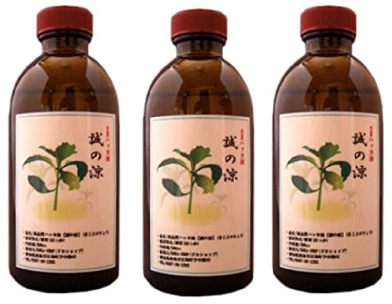 ダルセット獲物配送DOKA-SHOP 高品質ハッカ精油100%【誠の涼(まことのりょう)】日本国内加工精製 たっぷり使えてバツグンの爽快感 200cc×3本セット