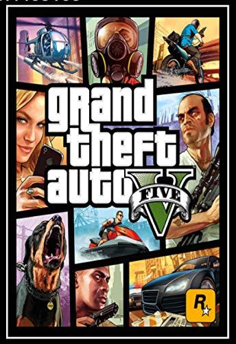 MZCYL Puzzles 1000 Teile Zusammenbau Bild S Grand Theft Auto V Videospiel GTA 5 Sexy Strandkunst Für Erwachsene Kinder Spiele Lernspielzeug MA5531