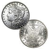 1881 S Morgan Silver Dollar BU $1 Brilliant...