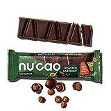 nucao Veganer Bio Superfood Riegel – Haselnuss